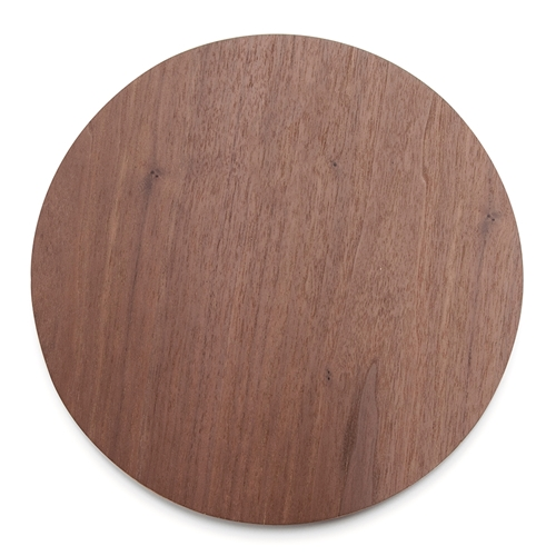 WILLOW Placemat - 32cm - Walnut