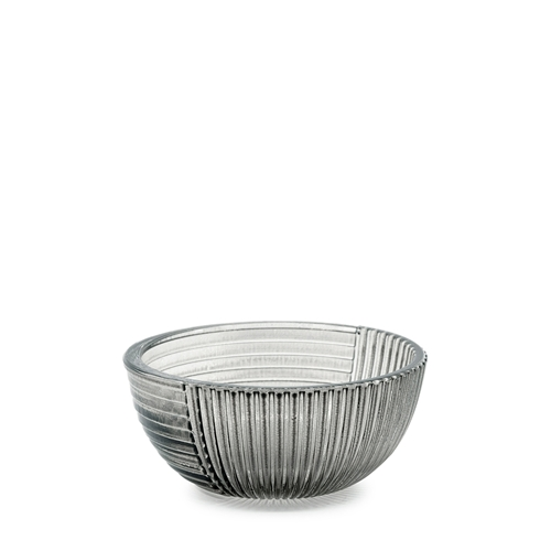 LAGO Bowl Set - 12cm - 3-Piece - Smoke