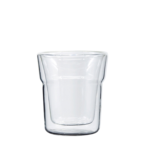 BREW Latte Cup - 260ml - Set of 8 - Glass
