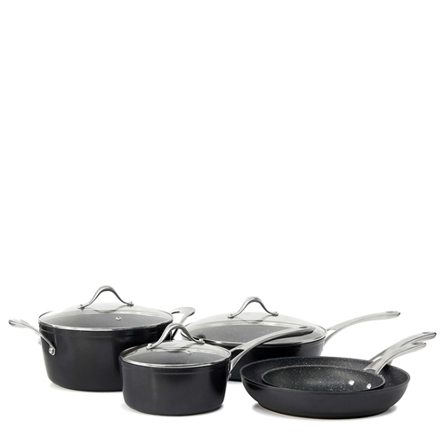 TAN-IUM Cookware Set - 5 Piece