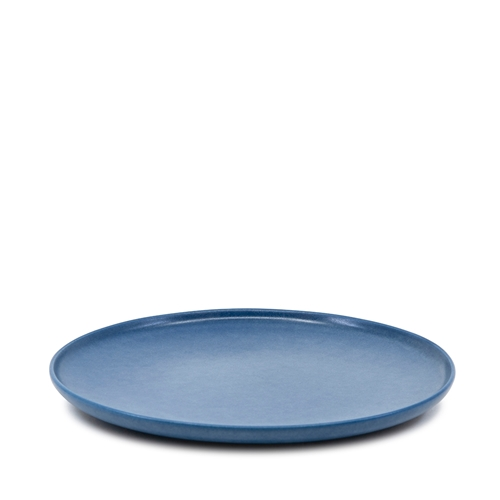 HUE Side Plate - 20cm - Blue