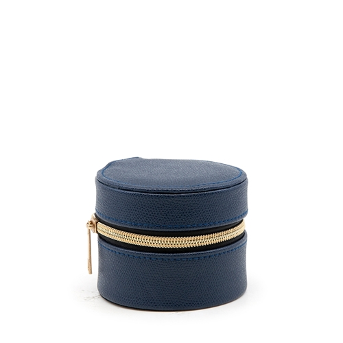 CRUISE Jewellery Pouch - 9cm - Navy