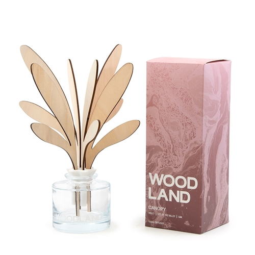 WOODLAND Diffuser - 150ml - Canopy