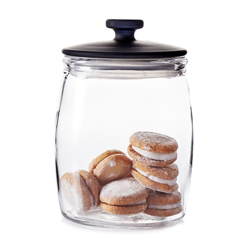 BEACON Canister Set - 17cm - Glass - 3-Piece