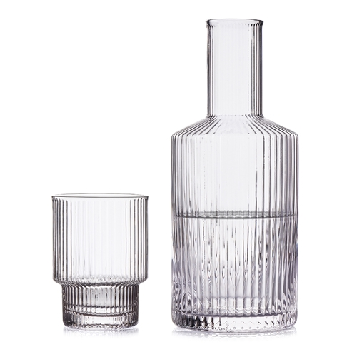 VERA Carafe and Tumbler Set - 2-Piece