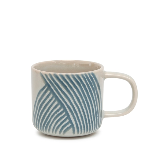 SKETCH Mug - 350ml - Blue