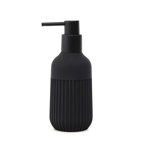 Cult Soap Dispenser - 220ml - Black