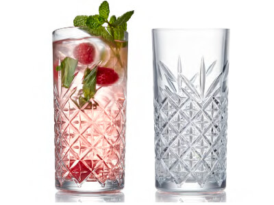 WINSTON Highball Glasses
