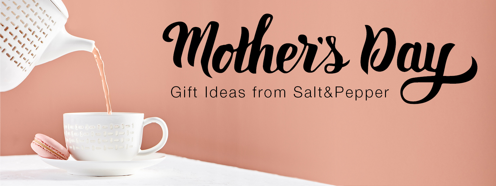 Mothers Day with Salt&Pepper