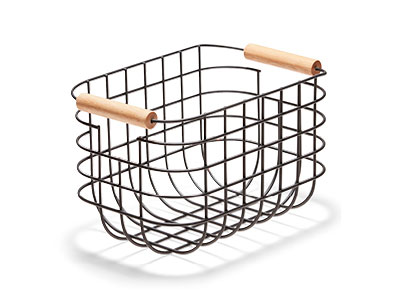 CHELSEA Wire Basket 27cm