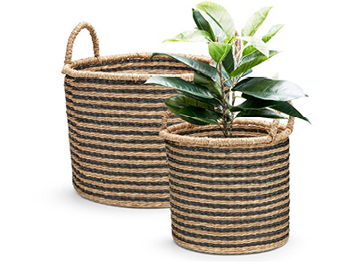 MEKNES Basket Planter